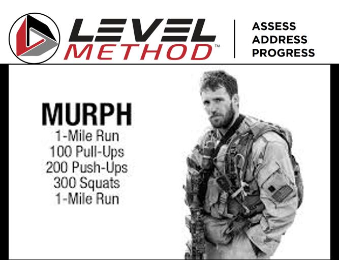 Level Method Murph Prep