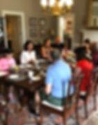 Elizabethtown NC Inn dining room