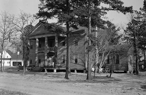 Greek Revival House Elizabethtown NC