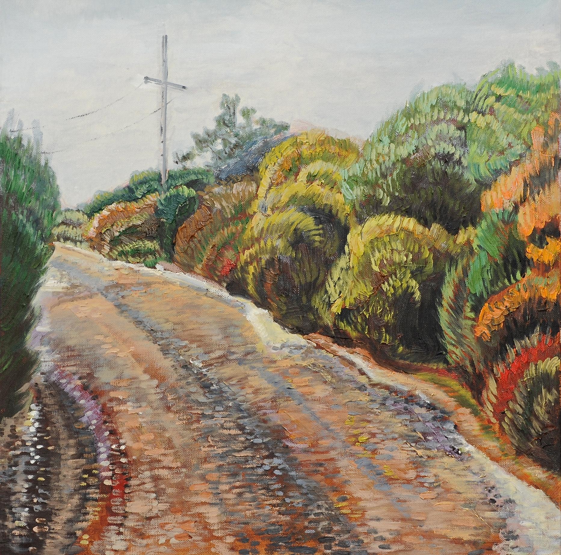 The Road, Flat Rock, 2015