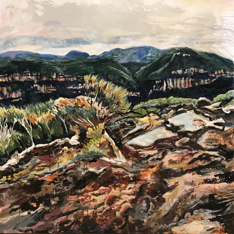 Mt Hay Rock Pools 2, 2018