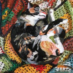 Mew Loves Granny Crochet