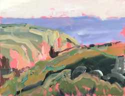Mt Hay Plein Air Study