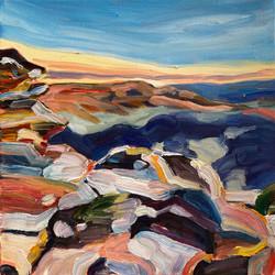 Sunset Rock, Mt Vic