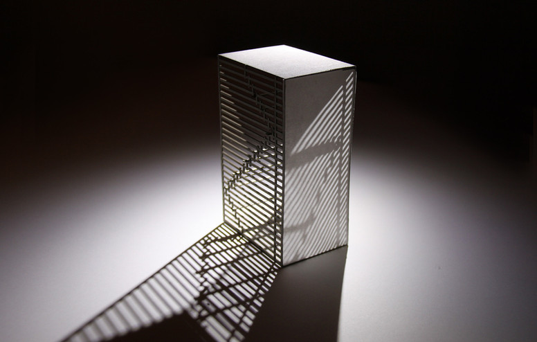 Shadow maquette