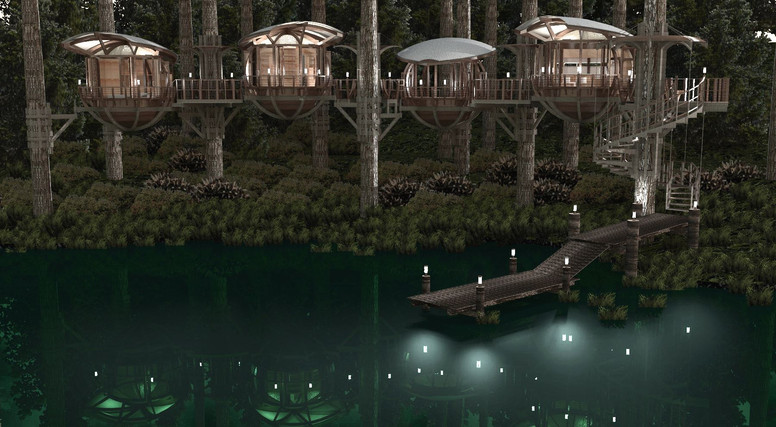 Treehouse Competition