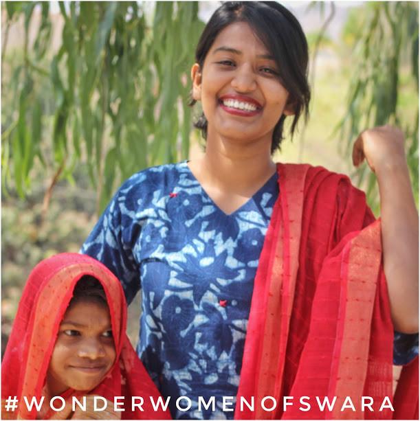 Asha Scaria, Founder of Swara