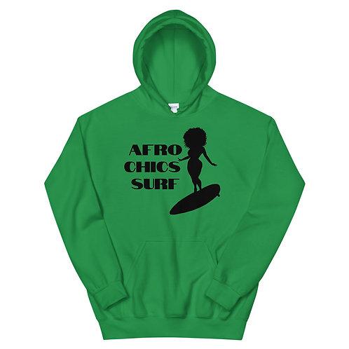 Afro Surf Hoodie