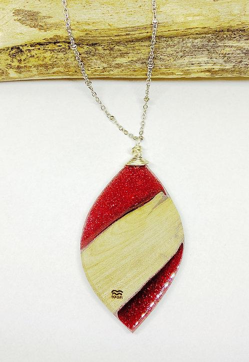Red Sparkle Pendant