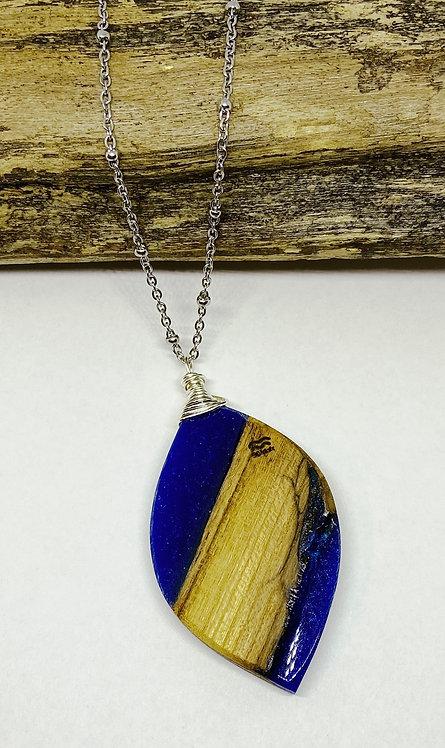Memphis Blue Pendant