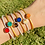 Thumbnail: Gold Stackable Cuff