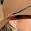 Thumbnail: Silver Half Moon Earrings