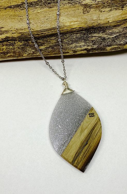 Silver Sparkle Pendant