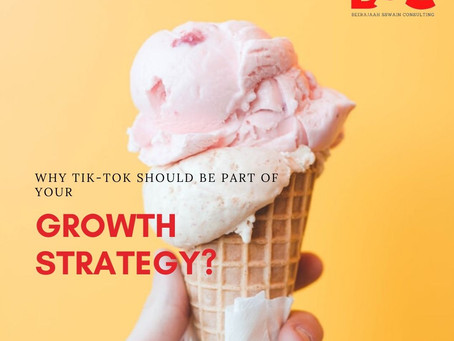 Why Tik-Tok should be a part of your growth strategy?