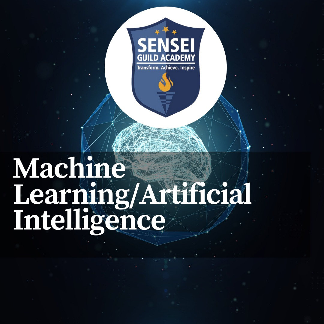 Introduction to Machine learning/AI