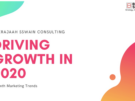 Driving Growth in 2020 - Growth Marketing Trends