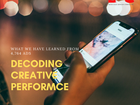 Decoding creative performance across digital platforms