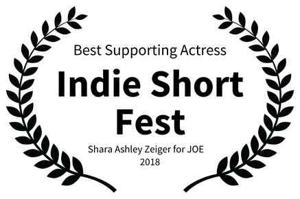 Best Supporting Actress - Indie Short Fe