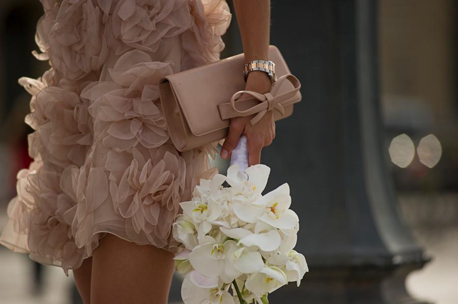стиль свадьбы по-французски
