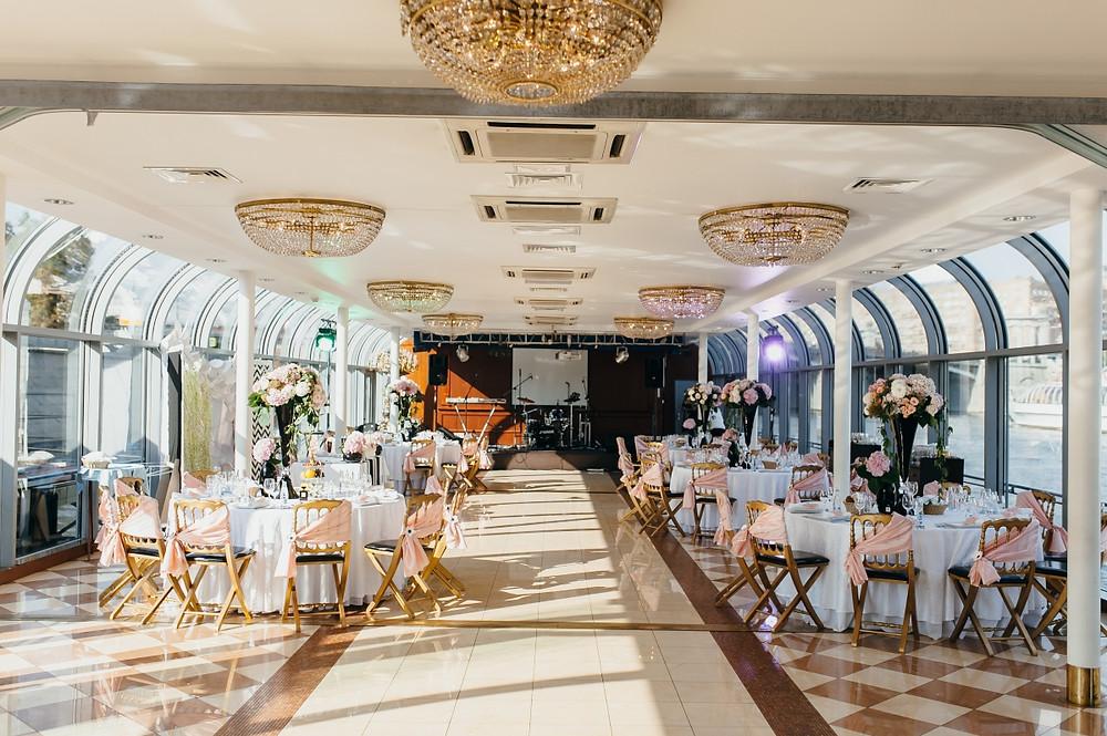 места для свадебного банкета в Москве