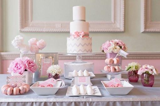 Candy bar на свадьбы
