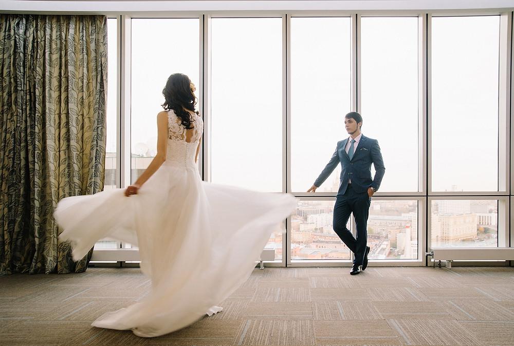 Места для свадебного банкета и фотосессии