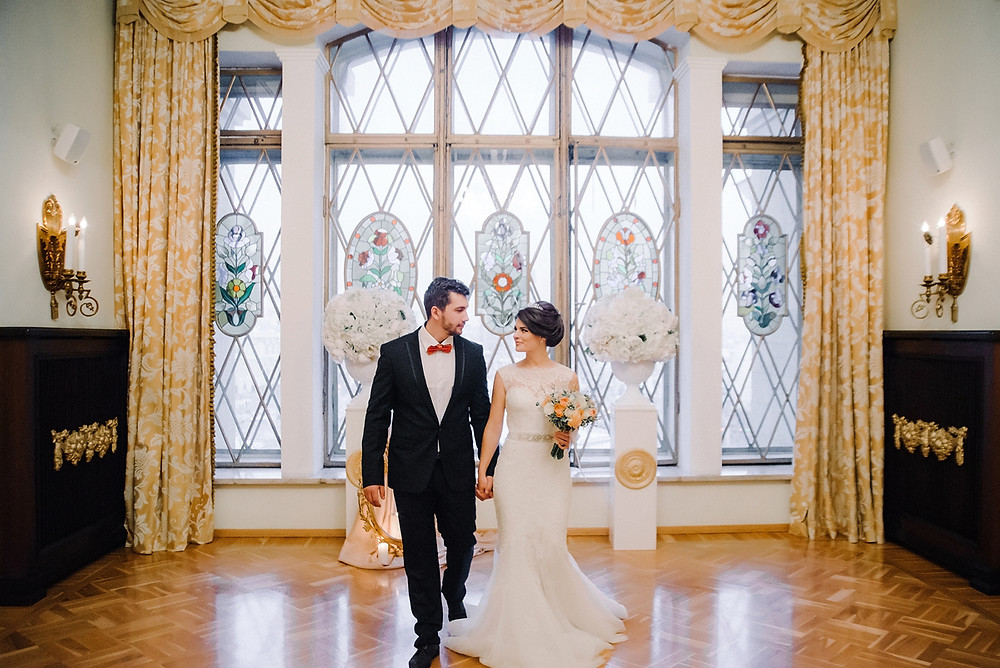 лучшие места для организации свадьбы в Москве и Подмосковье