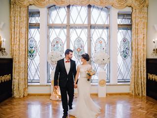 Места для проведения свадьбы в Москве и Подмосковье