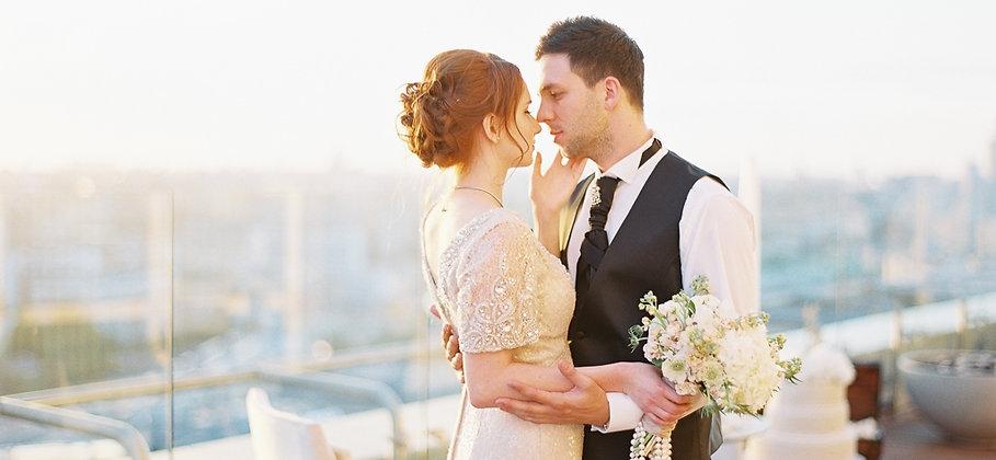 Организация годовщины свадьбы в Москве
