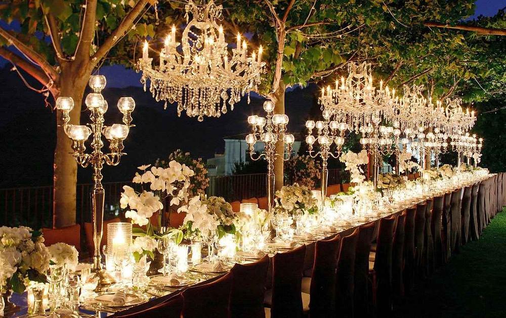 Как выбрать ресторан на свадьбу в Москве