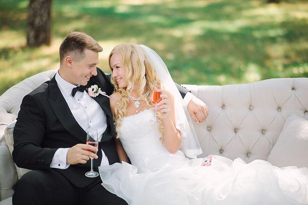 Организация свадьба в стиле Chanel в Москве