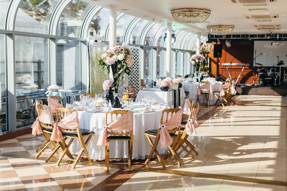 лучшие места для свадьбы в Москве