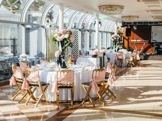 Где провести свадьбу в Москве