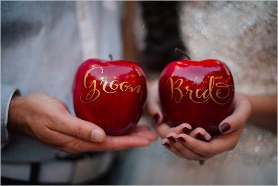 Свадьба в стиле сказок