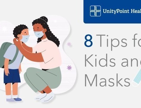 8 Ways to Help Kids Adjust to Face Masks