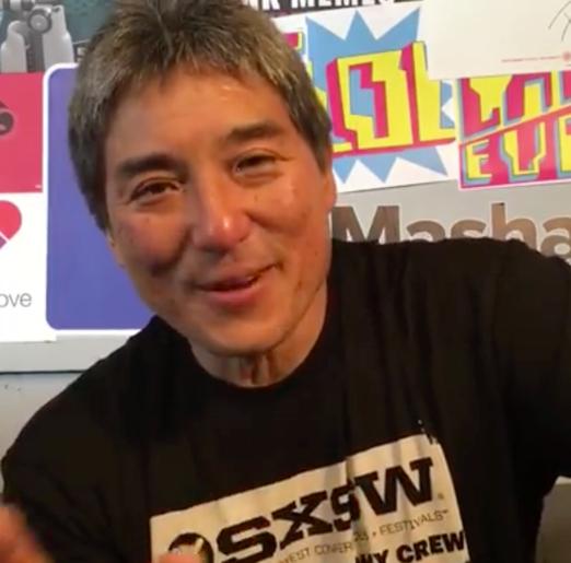 Guy at SXSW 2016