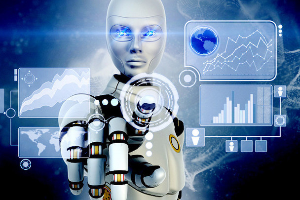 Artificial intelligence isn't robots yet