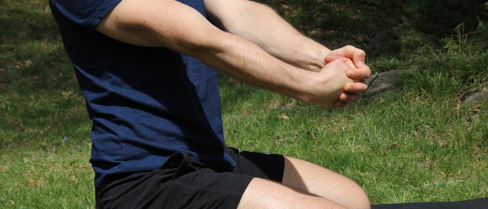 Unterarm Extensoren - Dehnung 2