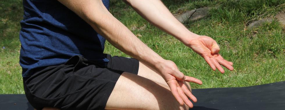 Unterarm Extensoren - Dehnung 1