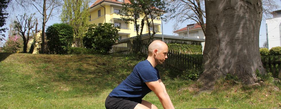 Unterarm Stretch - Flexoren