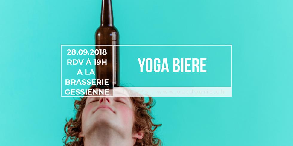 Yoga Bière