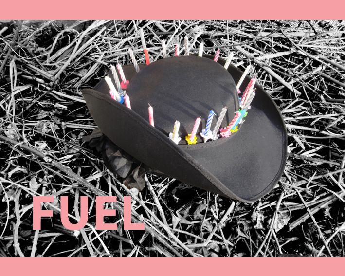 Fuel flyer