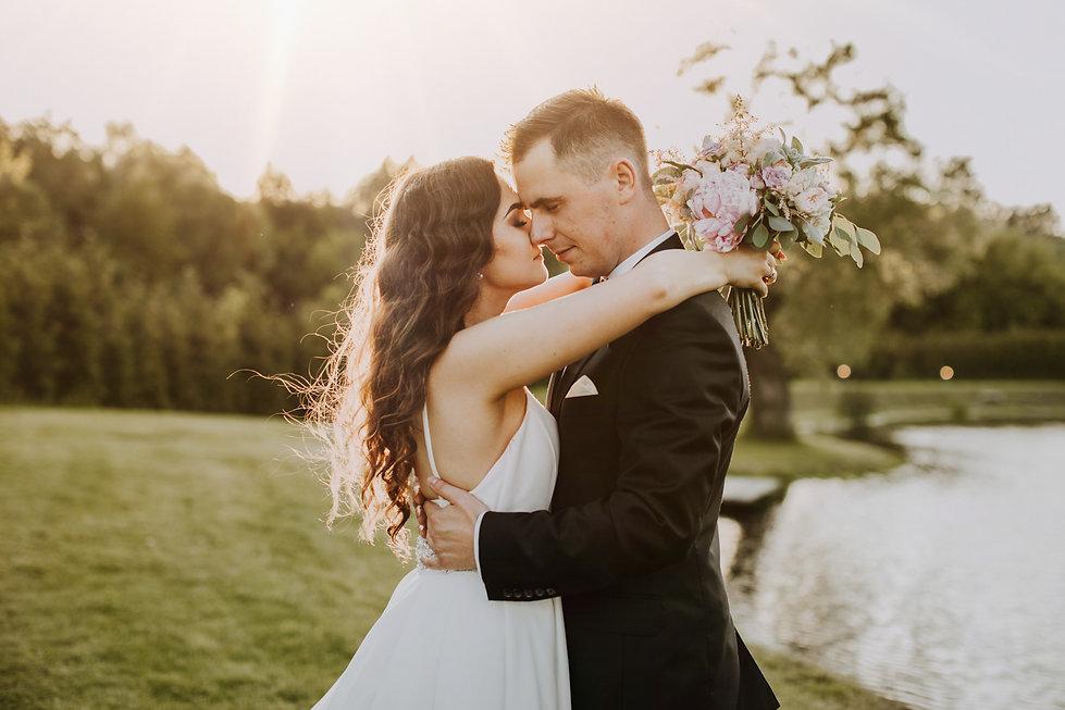 plener w dniu ślubu, reportaż ślubny Bobrowy Dwór