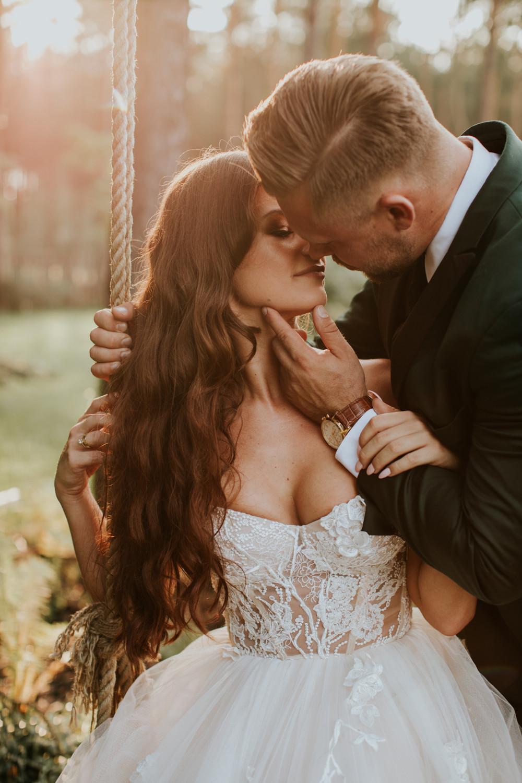 plener ślubny przy zachodzie słońca warszawa, cicha 23