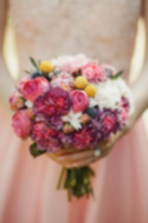 buket ślubny