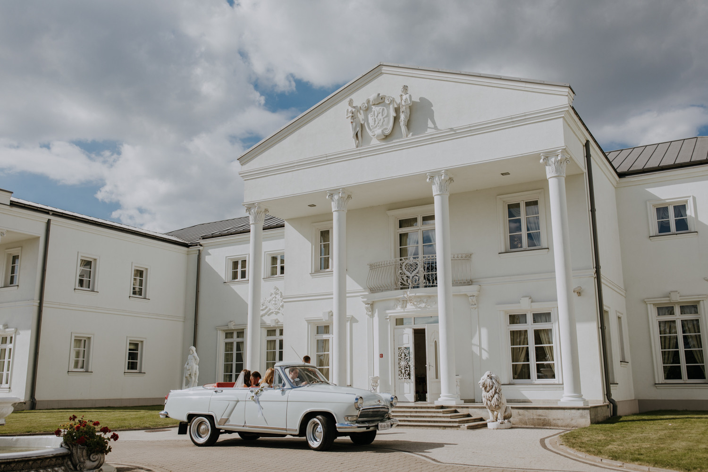 reportaż ślubny Biały Pałac