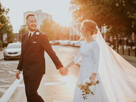 Ania & Piotrek - wesele w Reducie Banku Polskiego