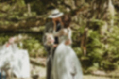 ślub plenerowy osada młyńska