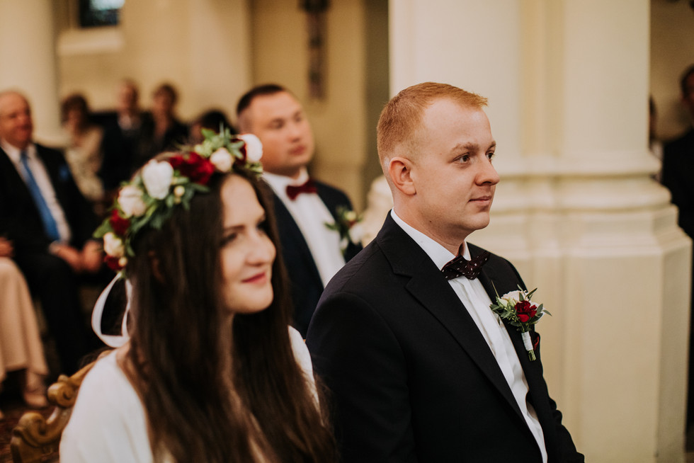 ceremonia ślubna rustykalne wesele warszawa