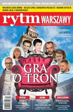 Rytm Warszawy 2014